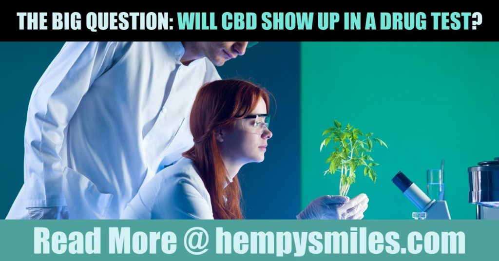 Will CBD Oil Show Up In A Drug Test - Facebook