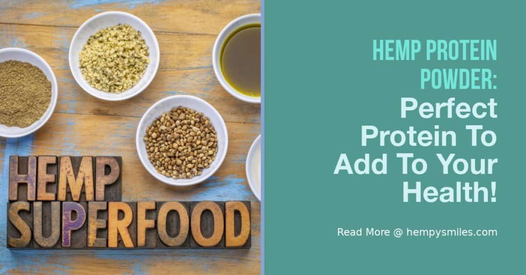 Hemp Protein Powder - Facebook